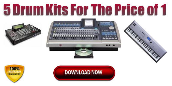 Product picture Hip Hop Drum Kits / Sound Kits - #1 Download in 2009
