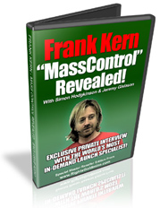 Product picture Frank Kerns Mass Control Revealed - PERSONAL USE ONLY!